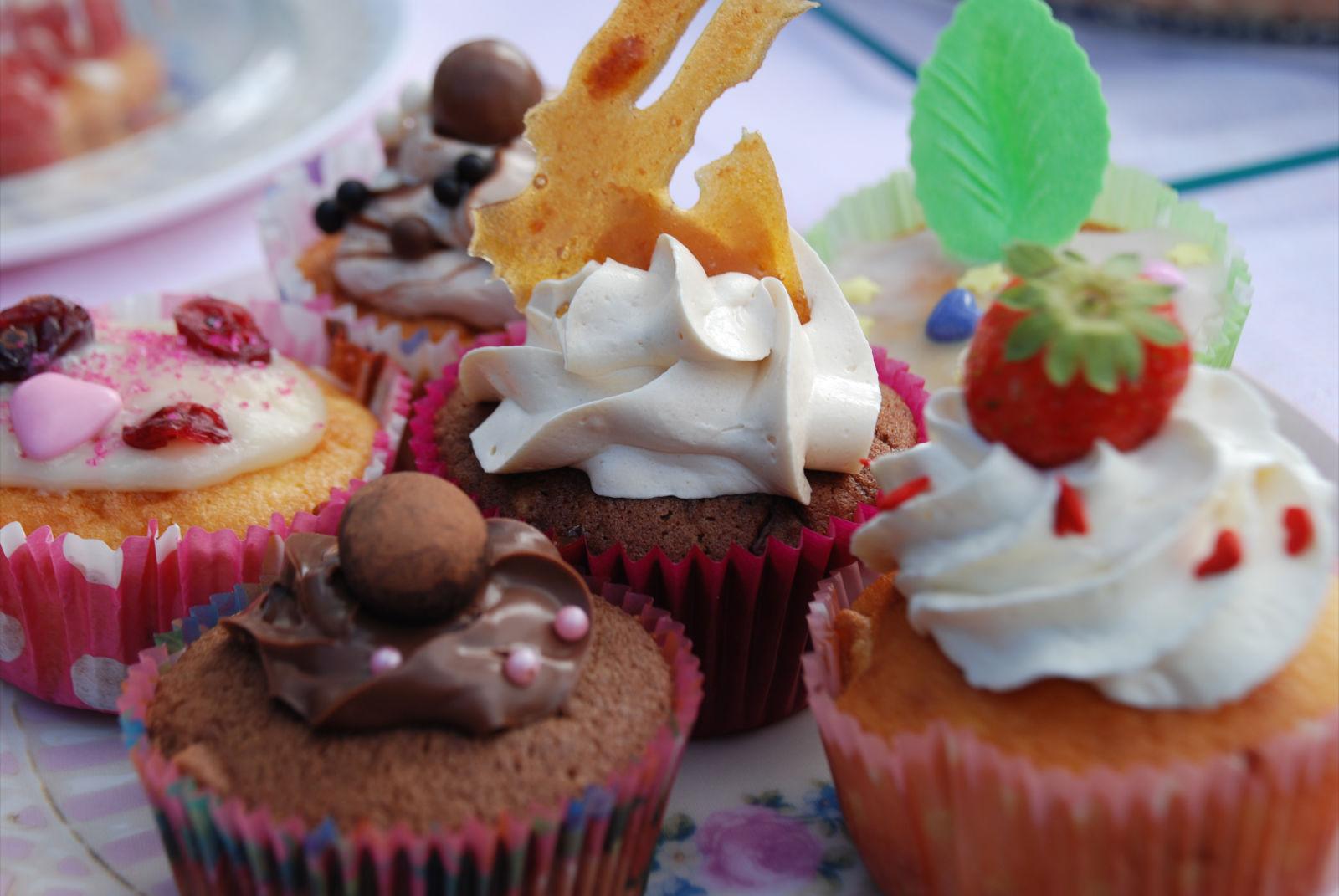 Cours de cupcakes à Capbreton