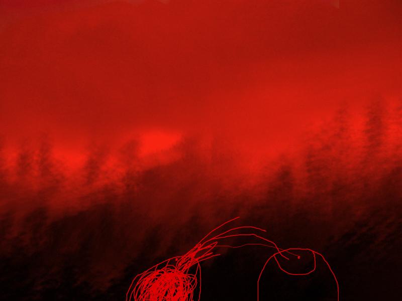 Globules d'amour et sang d'encre