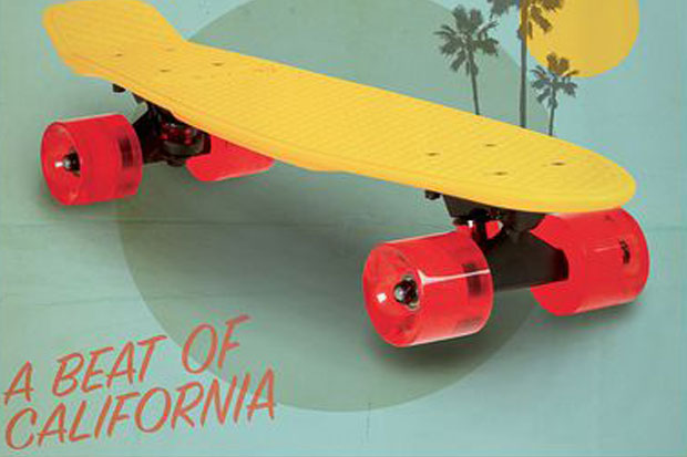 A beat of California