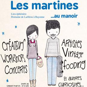 Les Martines au Manoir à Bayonne