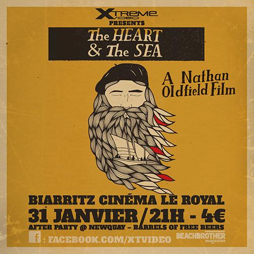 Avant-première The Heart & The Sea