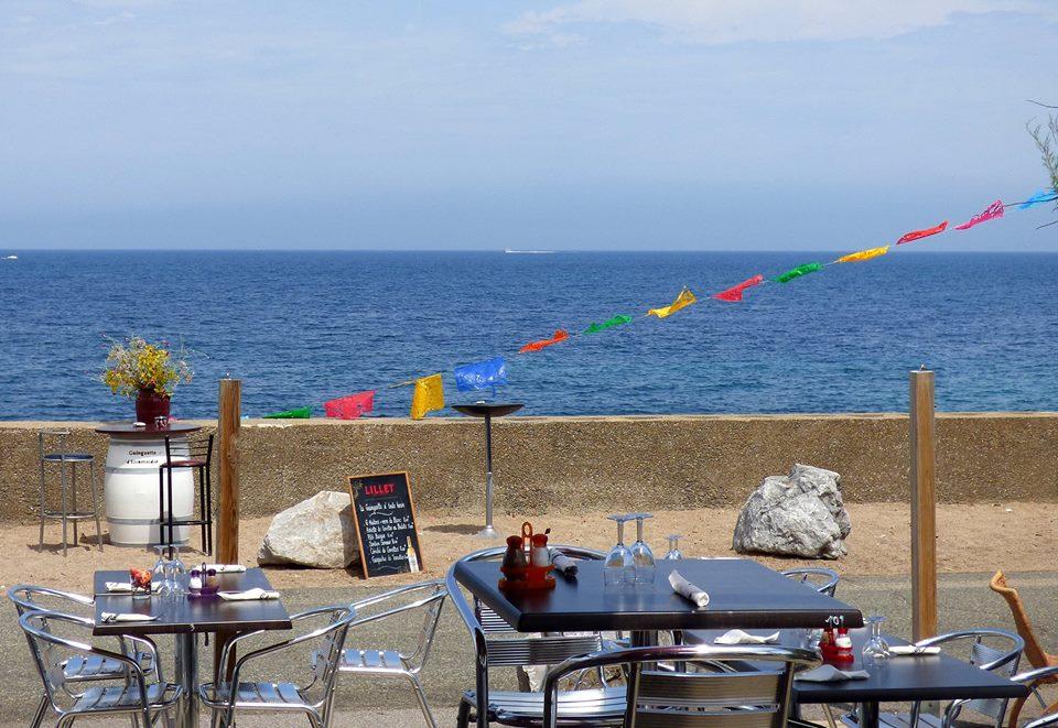 Restaurant vue mer La Guinguette à Saint-Jean de Luz,