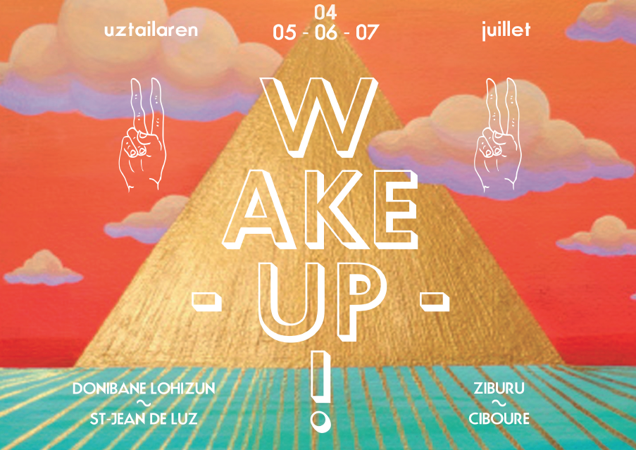 Wake-Up Festival à Saint-Jean-de-Luz