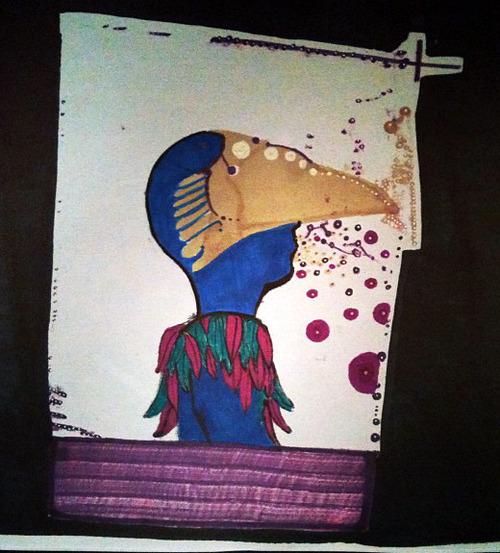 robinfalxa-peinturecollages