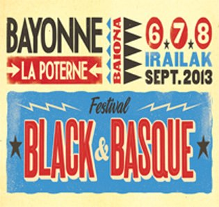 Festival Black & Basque à Bayonne
