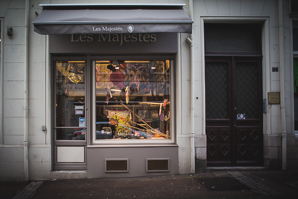 Biarritz- bijoux - Les majestes