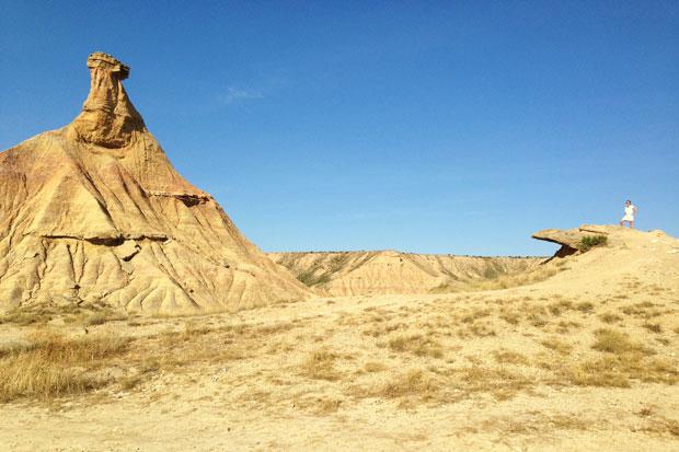Le desert des Bardenas