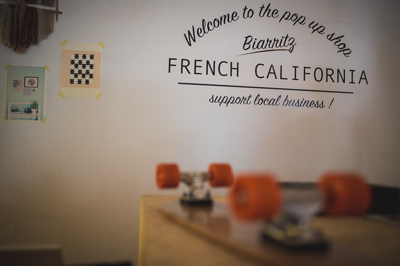 French California Pop UP