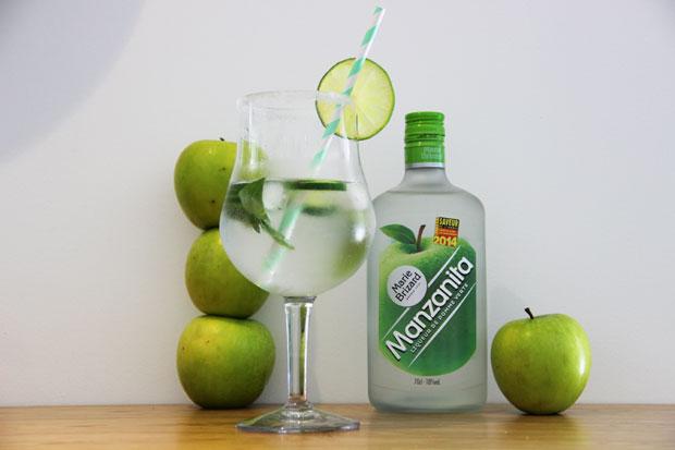 Faites votre cocktail Manzanista