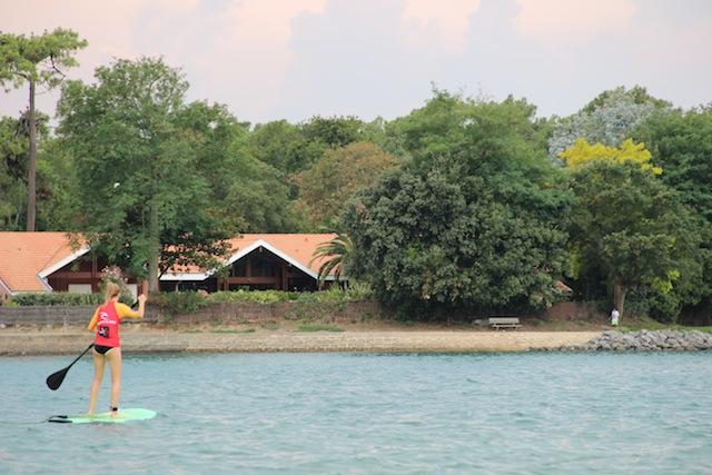 watermansport standup paddle hossegor