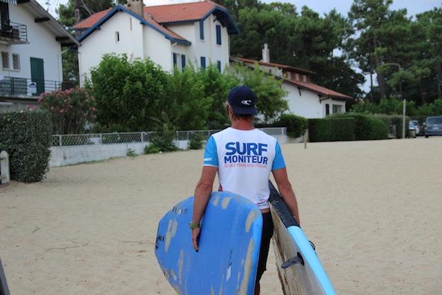 watermansport surfchool lac hossegor sup