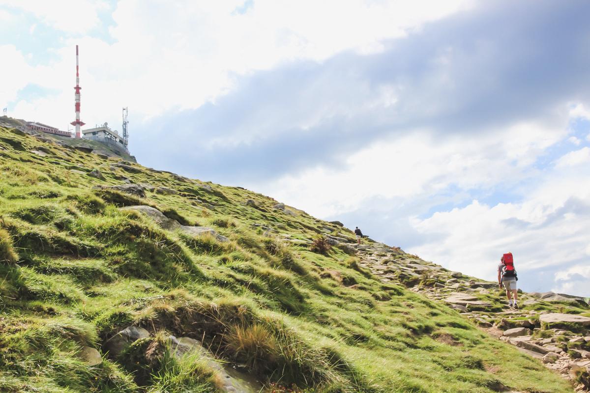 itinéraires de randonnées pour La Rhune au Pays basque