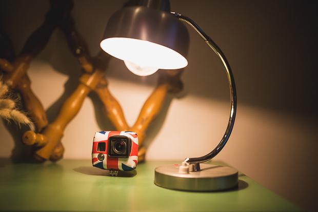 Une housse GoPro pour Noël