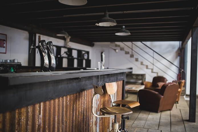 Bar de la Ruche Moderne à Anglet