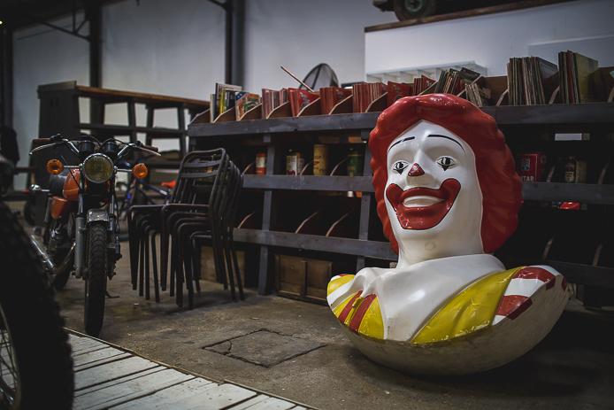 Ronald MacDonald à louer à La Ruche Moderne à Anglet