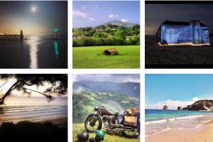 Photos 2014 du concours photos de la semaine sur Instagram par Kinda Break.