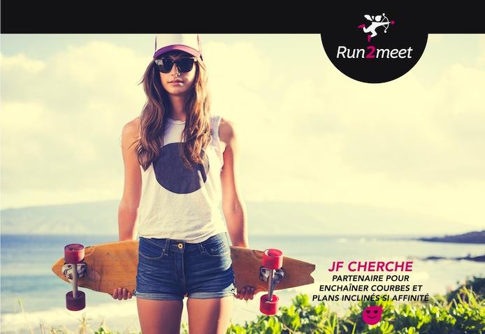 Trouvez votre partenaire sportif avec Run2meet