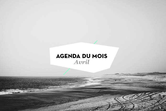 Agenda avril 2015 par Kinda Break : Landes & Pays basque
