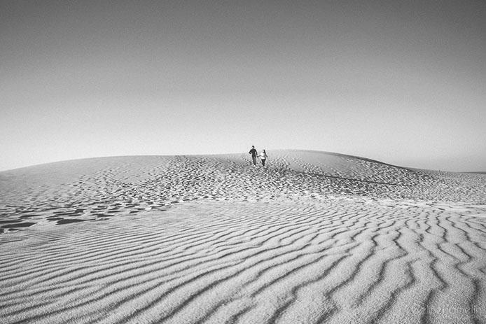 Dune du Pyla par la photographe Céline Hamelin