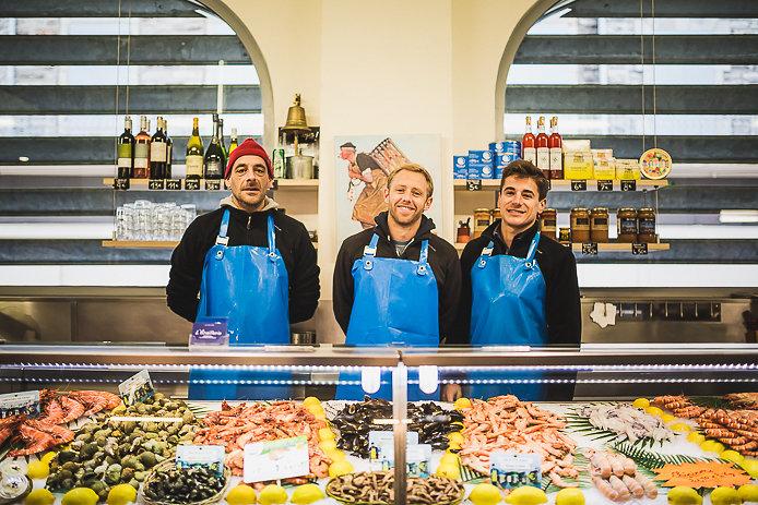 On achète quoi aux Halles de Biarritz ?