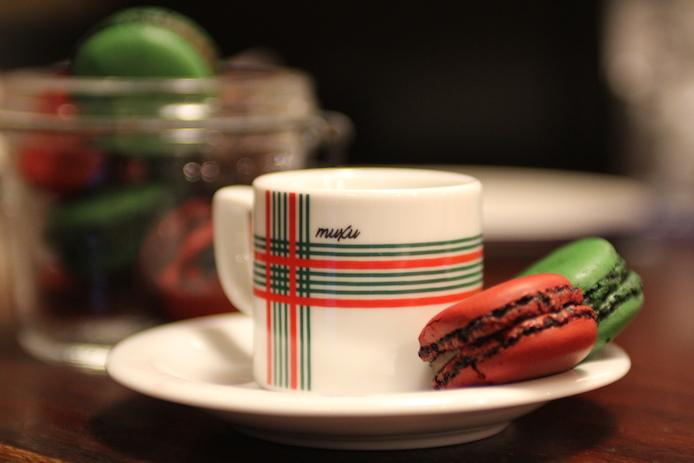 Tasse Donibane Muxu de la nouvelle marque de vaisselle basque.