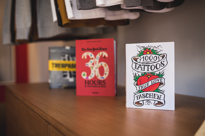 Livres edition Taschen en vente à la boutique StepArt à Hossegor.