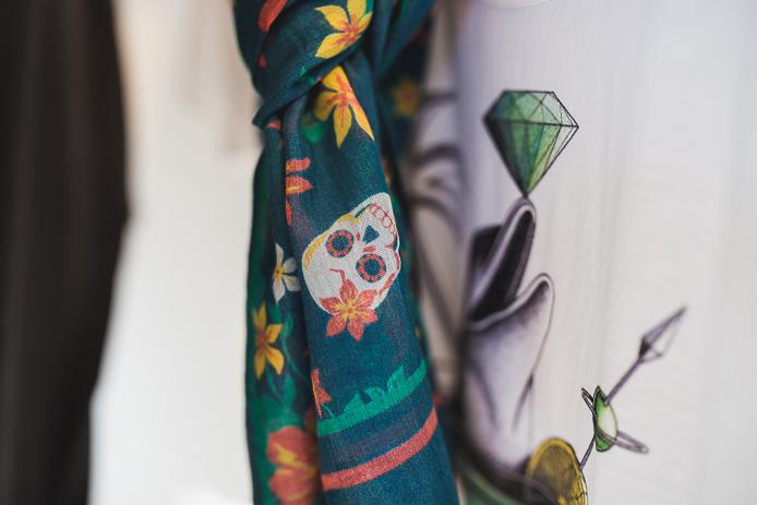 Tee-shirt Art StepArt en vente à Hossegor.