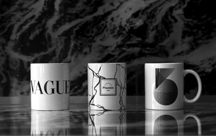 Mug Phenum en vente au concept store Helder à Biarritz anciennement L&J.