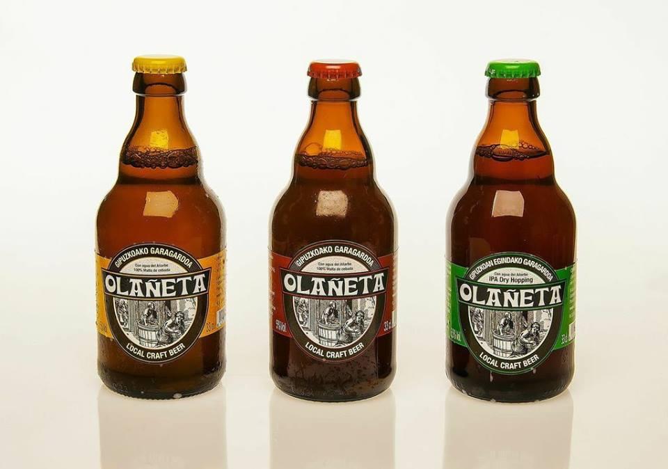 Bières Olanata