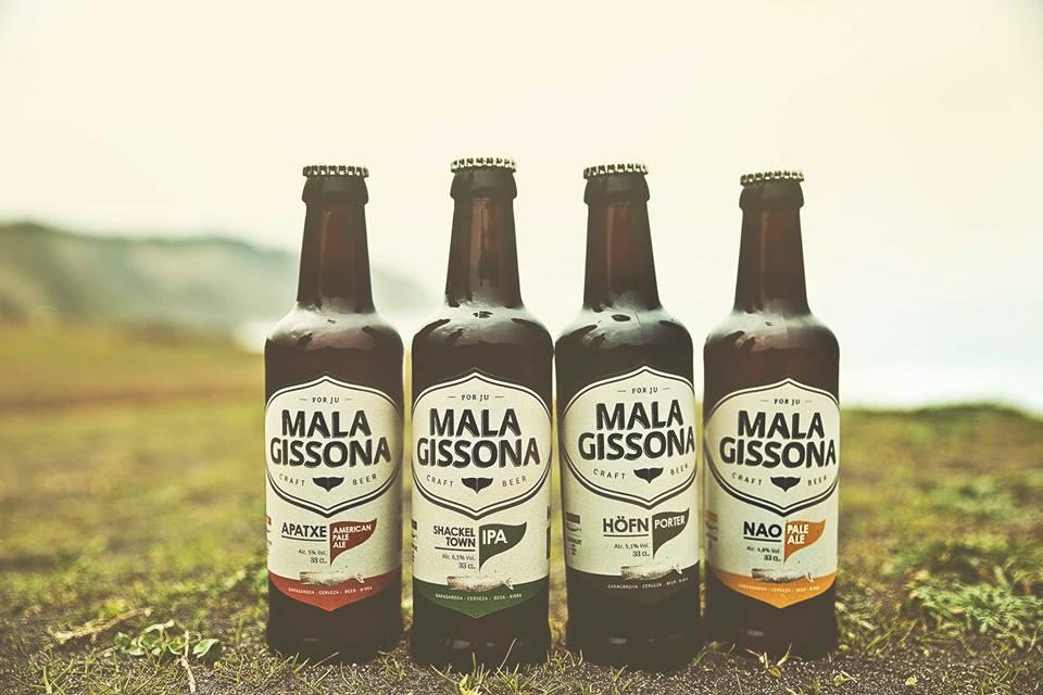 Mala Gissona bière