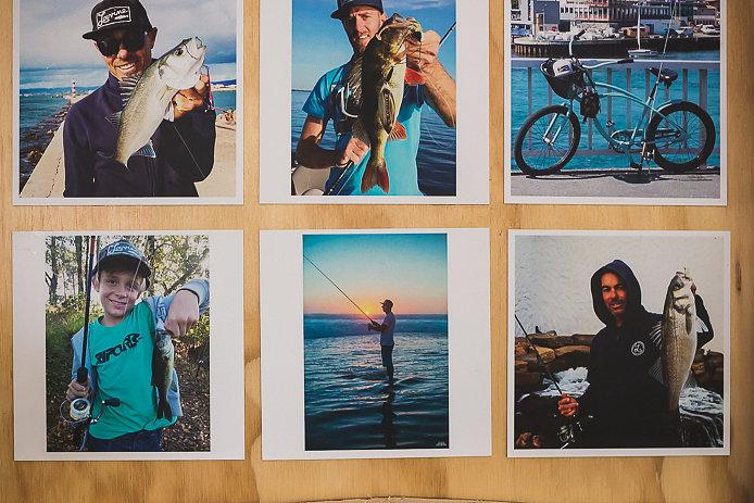 Photos pêche Louvine Collective à Seignosse Estagnots.