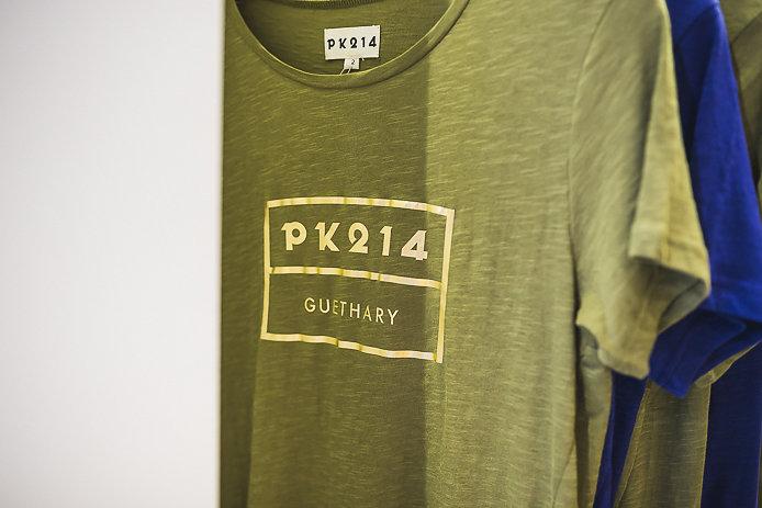 Tee-shirt PK214 Guéthary en vente à la boutique à Biarritz.