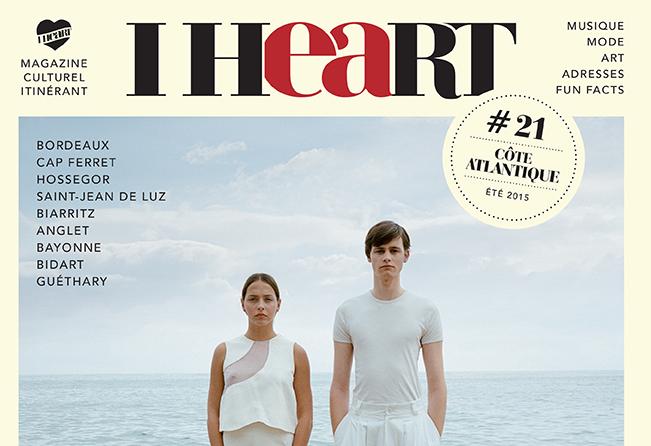 I Heart Magazine Spécial Côte Atlantique
