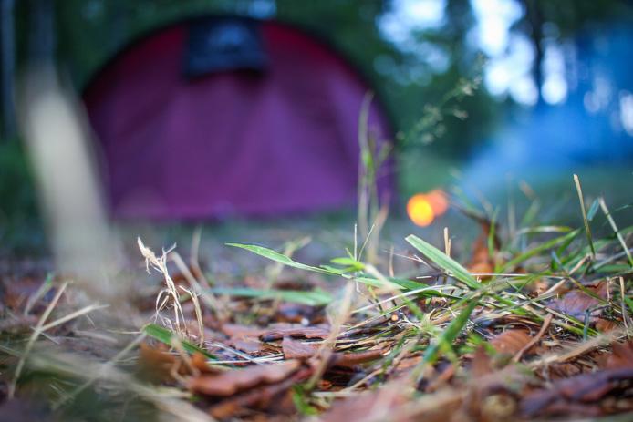 Camping Iraty au Pays basque.