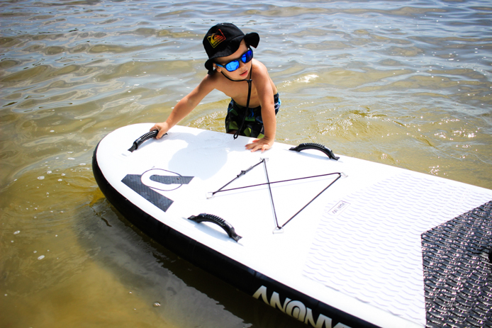 Stand-Up Paddle gonflable Anonym SUP