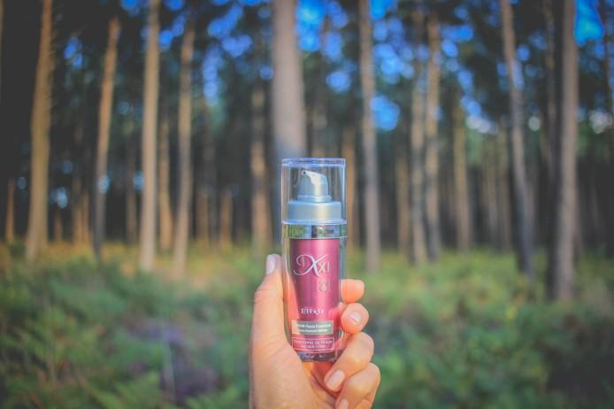 Ixxi cosmétiques au pin des landes Elixir Sérum Aqua Essentiel