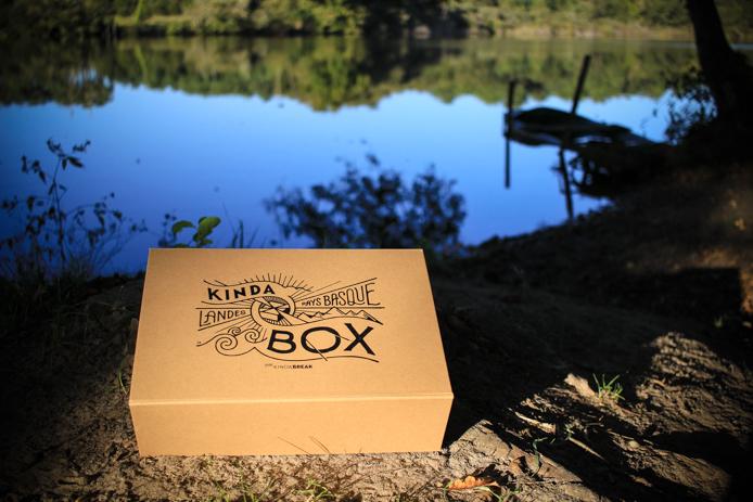 En vente : Kinda Box automne 2015