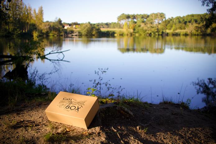 La Kinda Box automne en edition limitée : boite surprise de produits basques et landais.