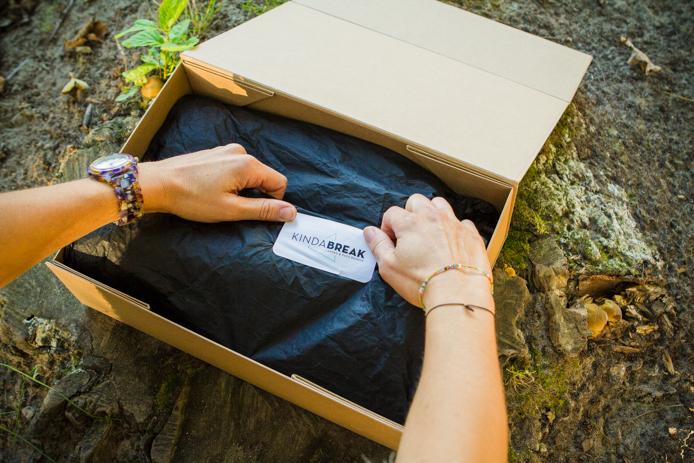 Surprises locales : la Kinda Box renferme le meilleur des Landes et du Pays basque.