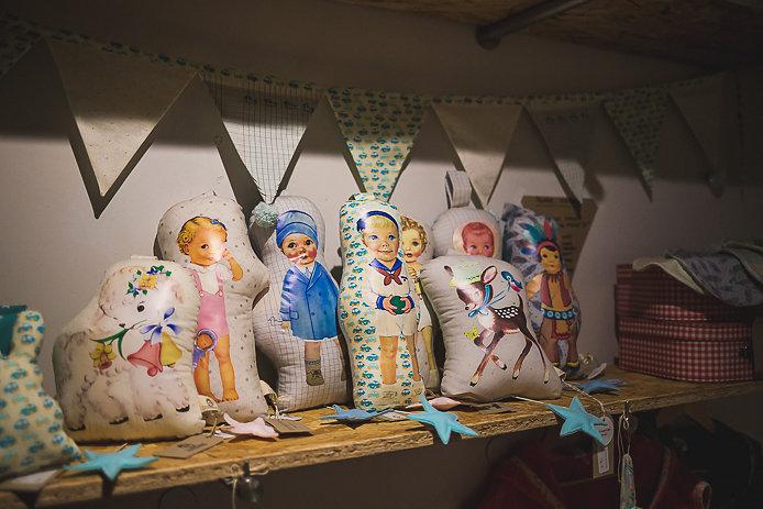 Doudou les Petits Vintage en vente aux Jolies Choses à Bayonne
