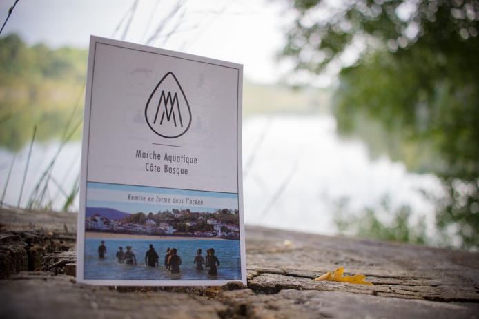 Bon pour une séance de Marche Aquatique Côte basque dans la Kinda Box.