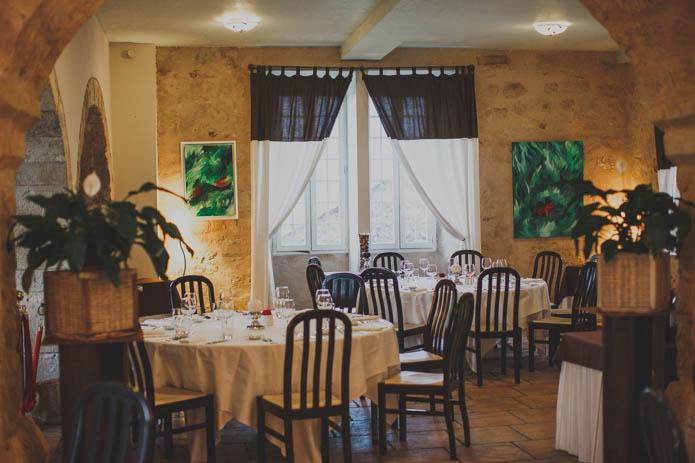 Restaurant Hôtel Prieuré Madiran