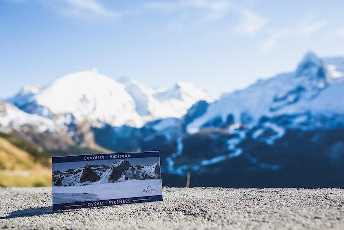 Forfait de ski pour Gourette dans la Kinda Box.