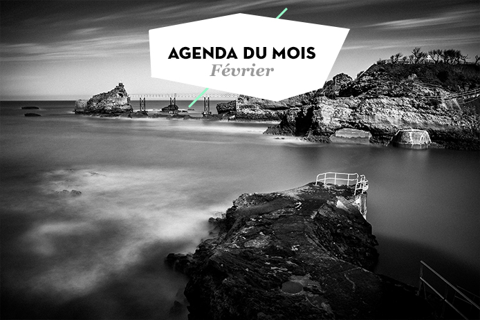 Agenda du mois Kinda Break février 2016 photo par Damien Dohmen