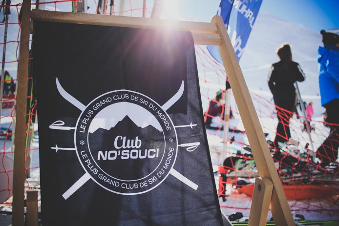 Club N'Py No Souci à la N'Py Cup de Cauterets