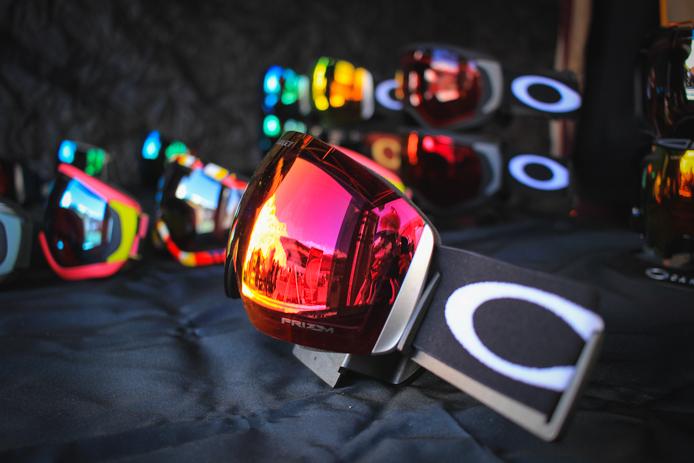 Masque Oakley technologie Frame en test à la N'Py Cup de Cauterets