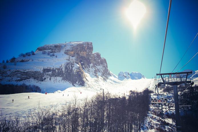 Station de ski de Gourette
