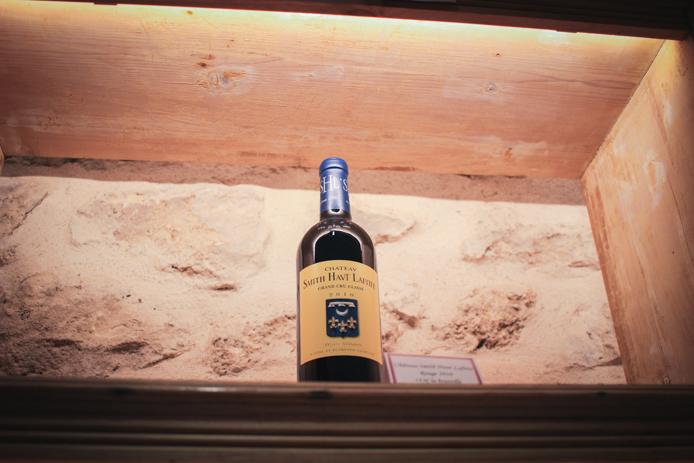 Bouteille de vin Château Smith Haut Laffite Bordeaux
