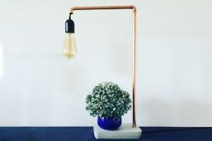 Lampe et objet Zuri made in Pays basque