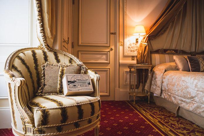 Secret Box de l'Hôtel du Palais à Biarritz